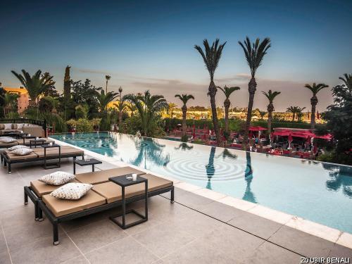 Hôtel Sofitel Marrakech Palais Impérial *****