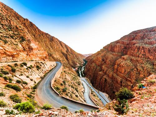Circuit Merveilles du Maroc : entre désert et kasbahs ***