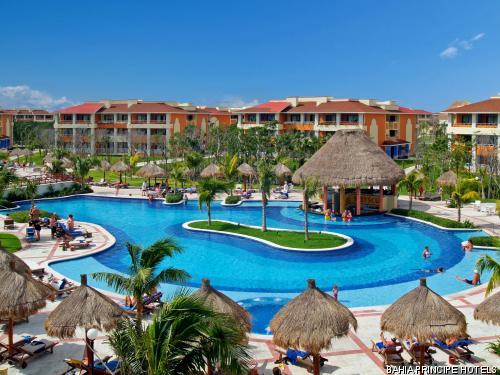 Hôtel Gran Bahia Principe Resort, Logement Coba *****