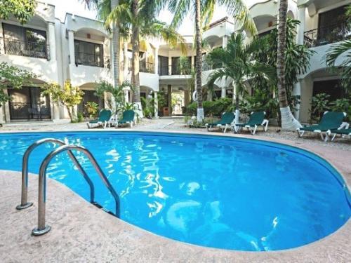 Hôtel hacienda paradise 3*