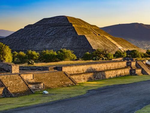 Combiné circuit et hôtel Couleurs mexicaines + extension Framissima Viva Wyndham Maya