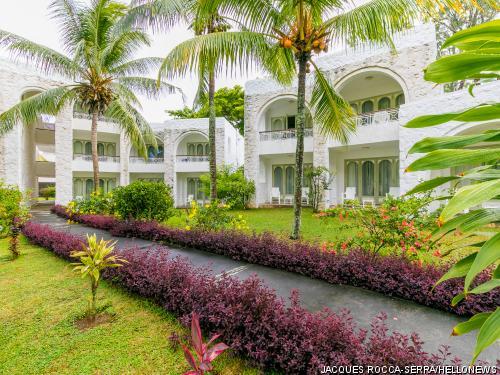 Hôtel Casuarina Resort & Spa ****, Port Louis