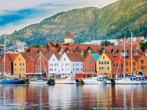 Circuit Balade Norvegienne *** - voyage  - sejour