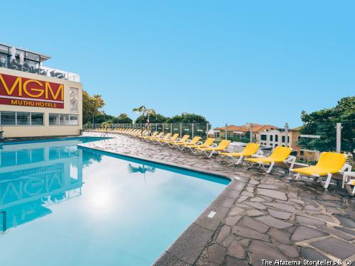 Hôtel Muthu Raga Madeira Hotel ****