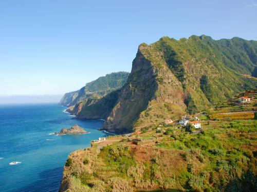 Circuit Nature et traditions, logement Framissima Calheta Beach ****