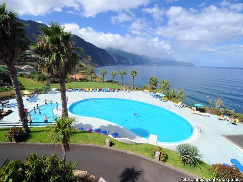 Hôtel monte mar palace 4*