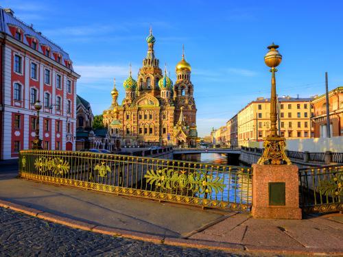 Circuit Escapade à Saint-Pétersbourg ****