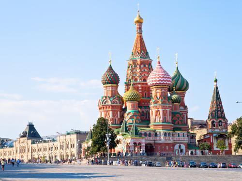 Circuit Capitales des tsars ****