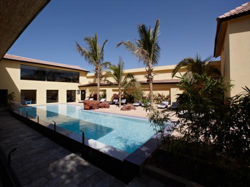 Hôtel The Rhino Resort hôtel & Spa *****