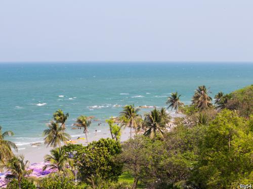 Combiné hôtels bangkok et plage de hua hin 4*