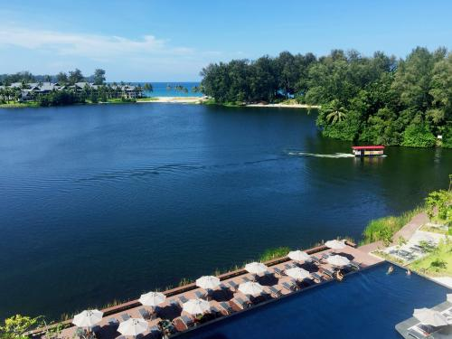 Hôtel cassia phuket bangtao beach 4*