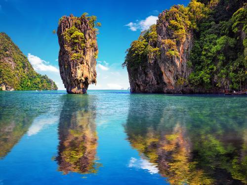 Combiné hôtels Plages et îles de Thaïlande ****