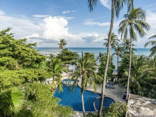 Hôtel Mercure Koh Samui Beach Resort ****