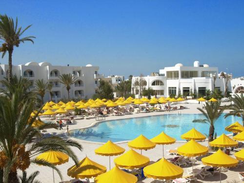hôtel novostar iris hotel & thalasso ****
