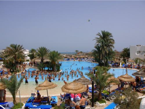 Hôtel Fiesta Beach ****