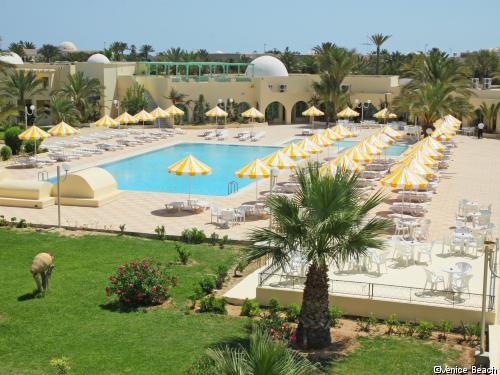 Séjour Djerba - Hôtel Venice Beach ***