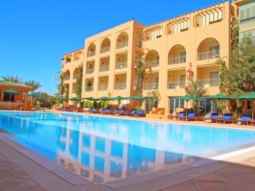 Hôtel Alhambra Thalasso Hammamet *****