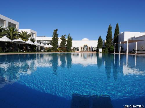 Hôtel Vincci Flora Park **** - voyage  - sejour
