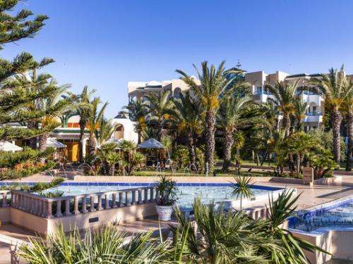 Hôtel Hasdrubal Thalassa & Spa Yasmine Hammamet *****