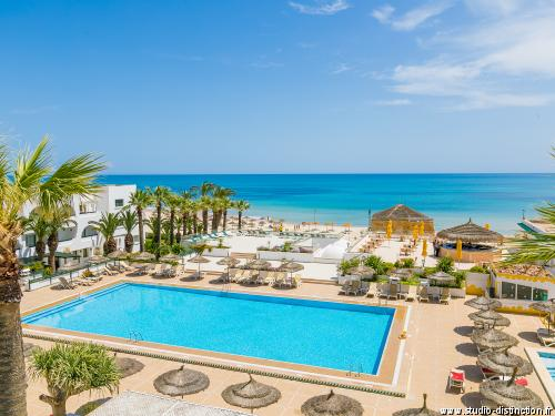 club jumbo hammamet beach ***