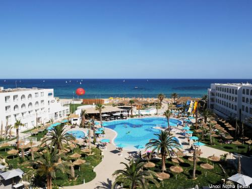 Hôtel Vincci Nozha Beach ****