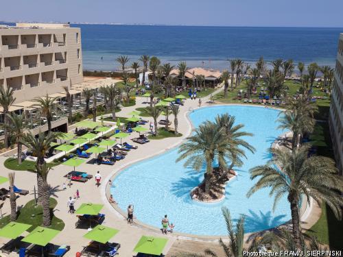 Hôtel Sentido Rosa Beach ****, Monastir