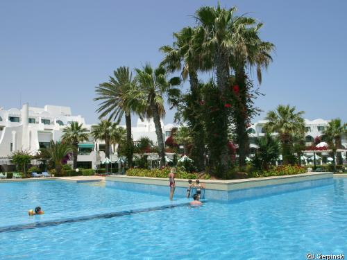 Hôtel Hasdrubal Thalassa & Spa Port El Kantaoui ****