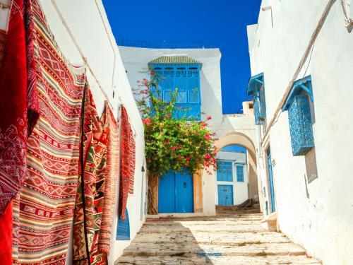Circuit Trésors de Tunisie ****