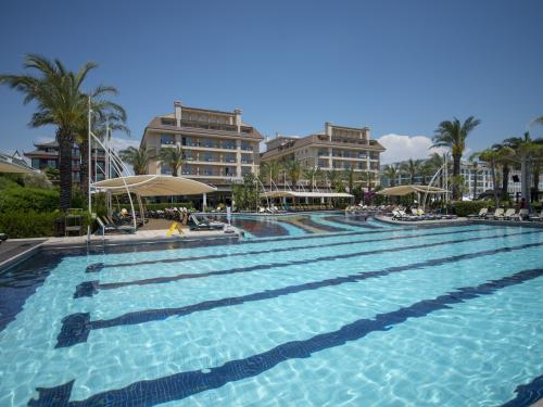 Club Framissima Crystal Flora Beach Resort Turquie