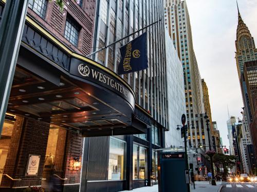 Séjour Est américain - Hôtel WestGate New York Grand Central ****