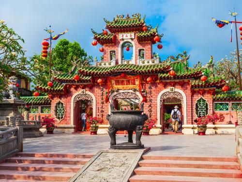 Circuit Vietnam légendaire et fascinant Cambodge ***