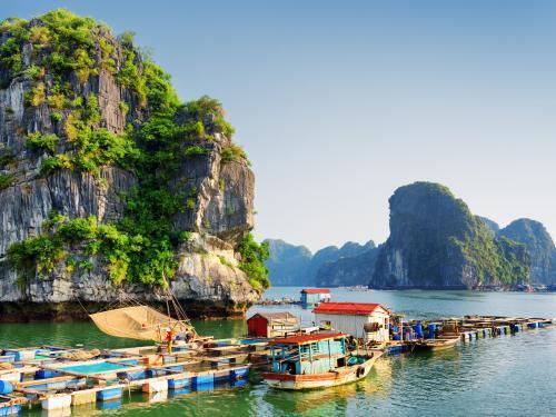 Circuit Vietnam Légendaire *** - voyage  - sejour