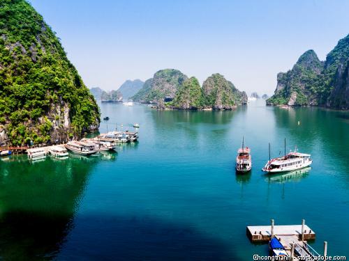Circuit Trésors du Vietnam et du Cambodge ***